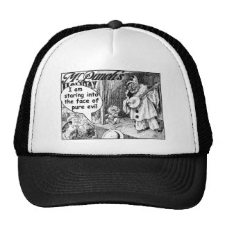The Face of Pure Evil (Banjo Clown) Trucker Hat