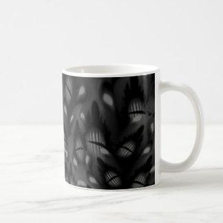 The Faces of dead Coffee Mug