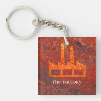 The Factory's keyholder [SCP Foundation] Keychain