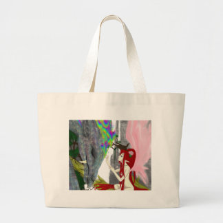 The Faerie & The Dragon Tote Bag