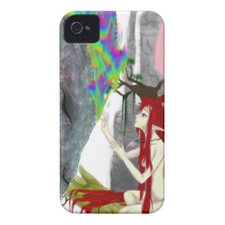 The Faerie The Dragon iPhone 4 Cover