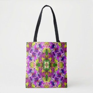 The Faeries Garden... Tote Bag