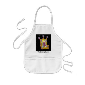 The Faery Queen Kids Apron