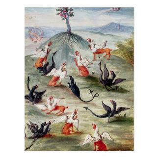The Fair Flower on the Mountain' Postcard