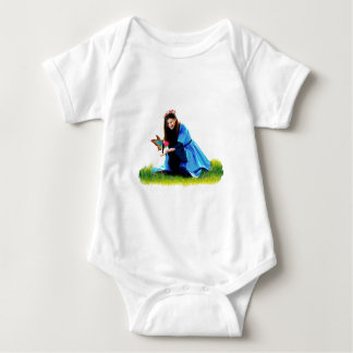 The Fairy and the Princess Baby Bodysuit