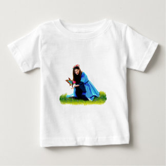 The Fairy and the Princess Baby T-Shirt