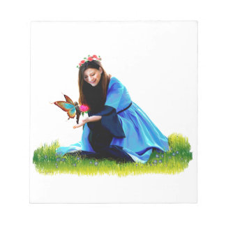 The Fairy and the Princess Notepad