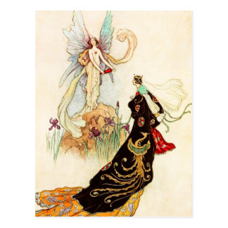 The Fairy Book: The Butterfly Postcard
