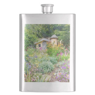 The Fairy Cottage Flask