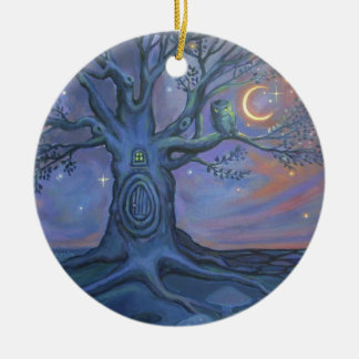 The Fairy Door Messenger Ornament by Susan Rodio