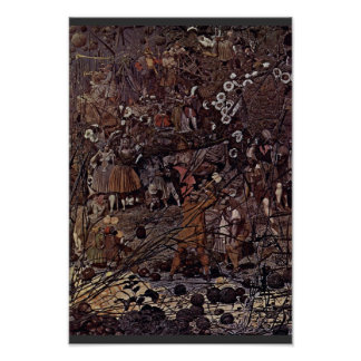 The Fairy Feller'S Master-Stroke By Dadd Richard Poster
