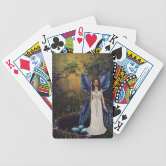 The Fairy Nest Bicycle Playing Cards
