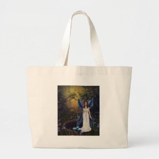 The Fairy Nest Large Tote Bag