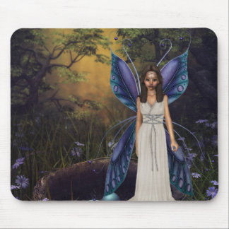 The Fairy Nest Mouse Pad