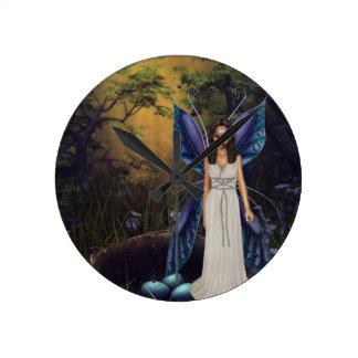 The Fairy Nest Wallclocks