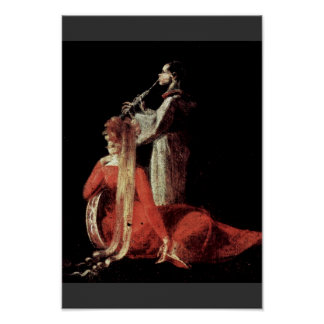 The Fairy Queen Titania And Slips Of The Weavers W Poster