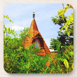 The Fairy Tale House Coaster