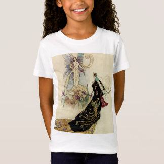 The Fairy There Welcomed Her Majesty T-Shirt