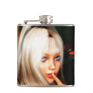 The Fairy's Secret Flask