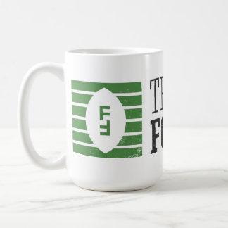 The Fake Football Mug