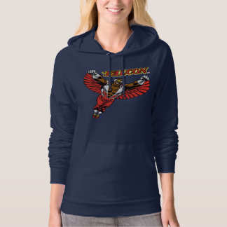 The Falcon Flying Character Art Hoodie