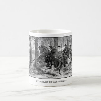 The Fall Of Reynolds -- Civil War Coffee Mug