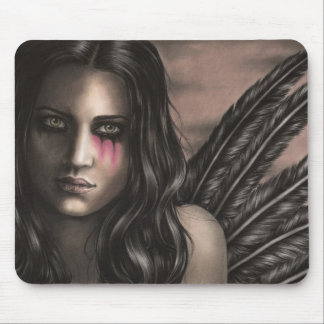 The Fallen Angel Mousepad