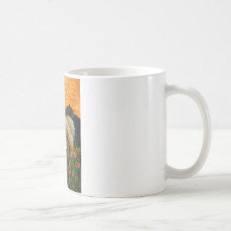 The fallen idol coffee mug
