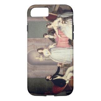 The Family of the Marquis Giuseppe Sigismondo Ala iPhone 7 Case
