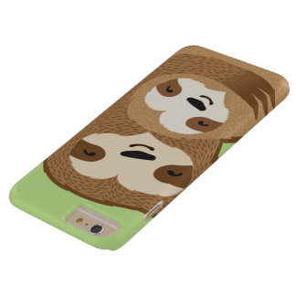 The Family Sloth Barely There iPhone 6 Plus Case