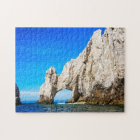 The Famous Arch In Cabo San Lucas Jigsaw Puzzle