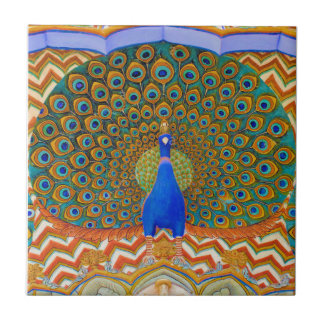 The Famous Peacock Gate Tile