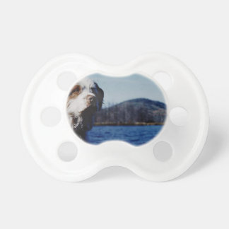 """The famous """"Pesky"""" from Kellum Pond Pacifiers"""