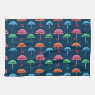 The Fancy Umbrella Kitchen Towel