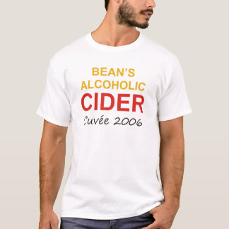 The Fantastic Fox – Bean's alcoholic cider T-Shirt