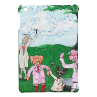 The Farmer Suspects iPad Mini Cover