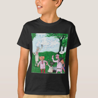 The Farmer Suspects T-Shirt