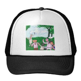 The Farmer Suspects Trucker Hat
