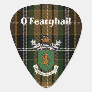 The Farrell Clan of Ireland coat of arms & tartan Pick