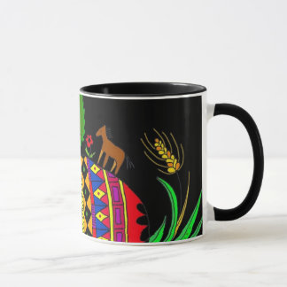 The Fate of the World Ukrainian Folk Art Mug