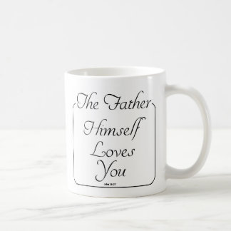 The  Father himself Loves you Mug