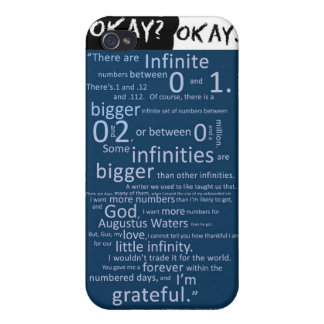 The Fault in our stars Cover For iPhone 4