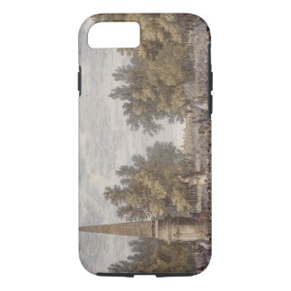 The Feast of Virgil at Mantua, 24 Vendemiaire, Yea iPhone 7 Case