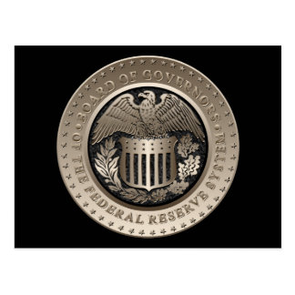 The Federal Reserve Post Cards