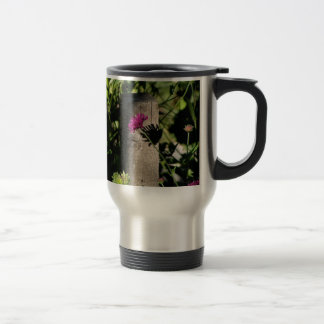 The Fence Post Travel Mug