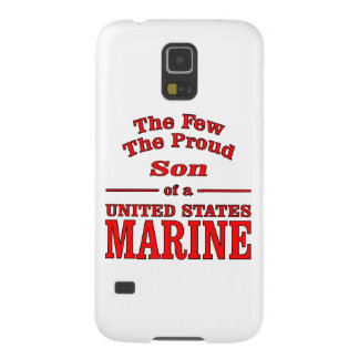 The Few The Proud Son Of A United States Marine Galaxy S5 Covers