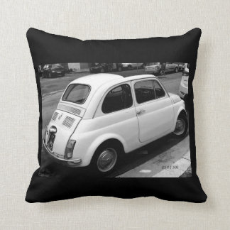 The Fiat 500 Pillow