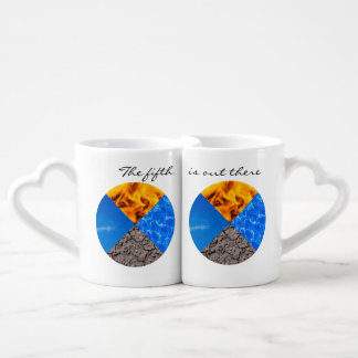 The Fifth is out there customizable Coffee Mug Set