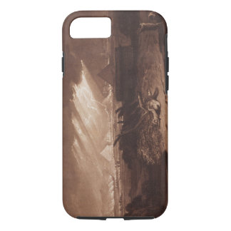 The Fifth Plaque of Egypt, engraved by Charles Tur iPhone 7 Case