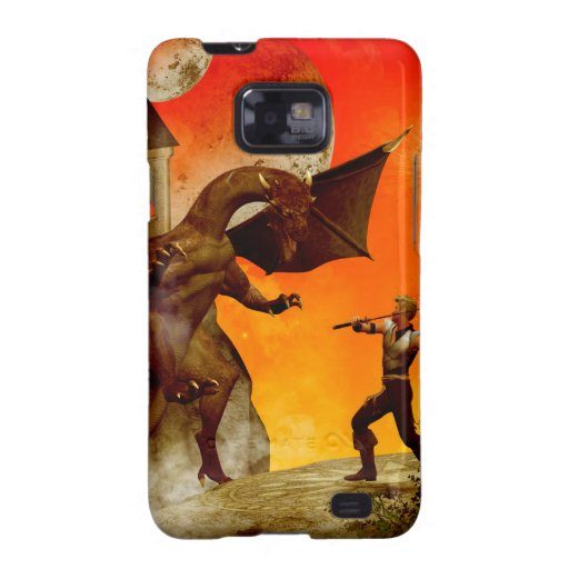 The fight samsung galaxy s2 covers